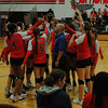 Dulles 2012 Freshman Volleyball :