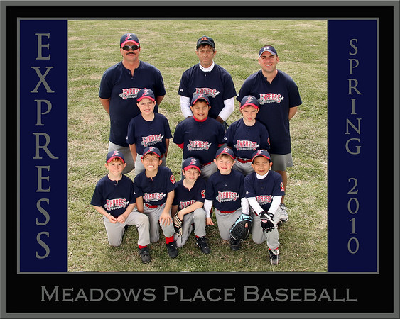 Meadows Baseball Spring 2010